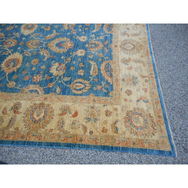 Oushak Design Hand Woven Oriental Rug - 8' X 11' - Image 6 of 11