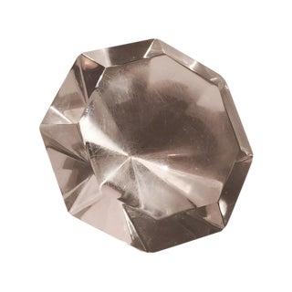 Mid Century Modern Acrylic Diamond