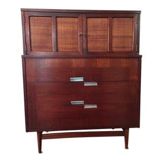 Mid-Century Modern American of Martinsville 5-Drawer Dresser