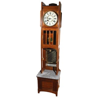 Ansonia Tall Case Clock