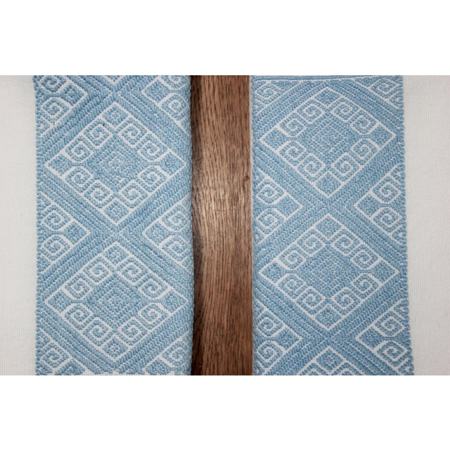 Hand-Woven Chiapas Placemats - Pair - Image 5 of 6