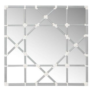 Florence Broadhurst Mayfair Octagonal Mirror