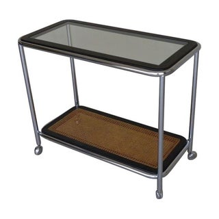 European Mid-Century Tea Cart