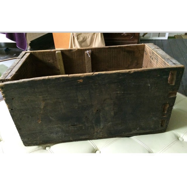 Flight Deck Wooden Box USS Yorktown Navy Ship Boat - Image 4 of 11