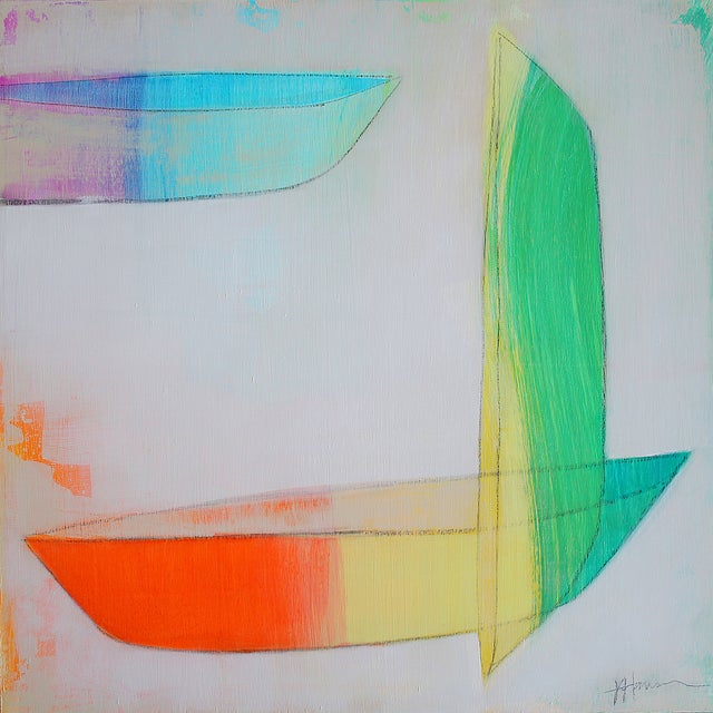 Julie Hansen Print - Where Our Paths Meet - Image 1 of 2