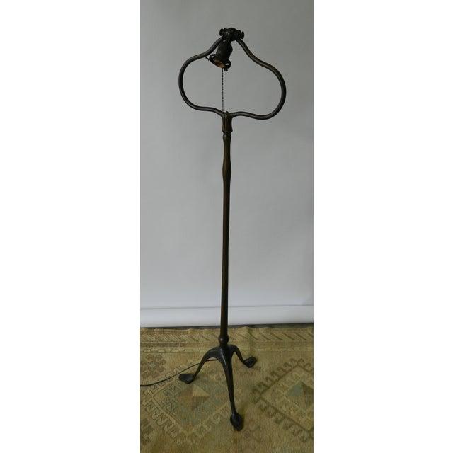 Image of Antique Bryant Floor Lamp