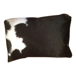Cowhide Rectangular Pillow