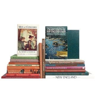 New England Bookshelf - Set of 20