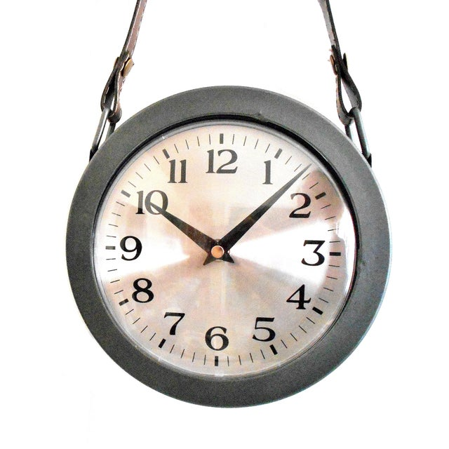 Naturalist Hanging Wall Clock - Image 8 of 8