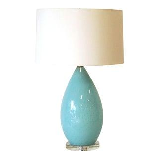 Emporium Home Jaimie Lamp in Turquoise