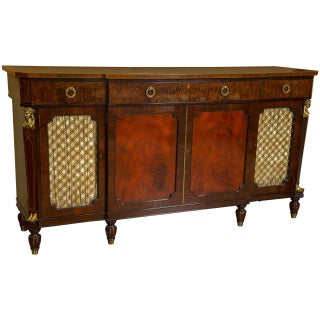 Schmieg and Kotzian Bronze Mounted Sideboard