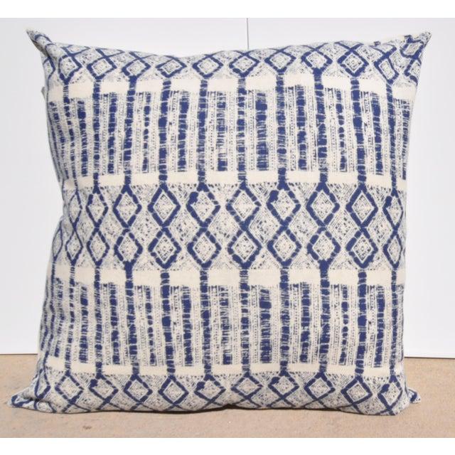"""Batik Hmong Pillow - 24"""" x 24"""" - Image 3 of 3"""
