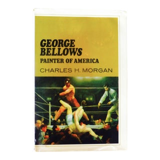 George Bellows: Painter of America Art Book