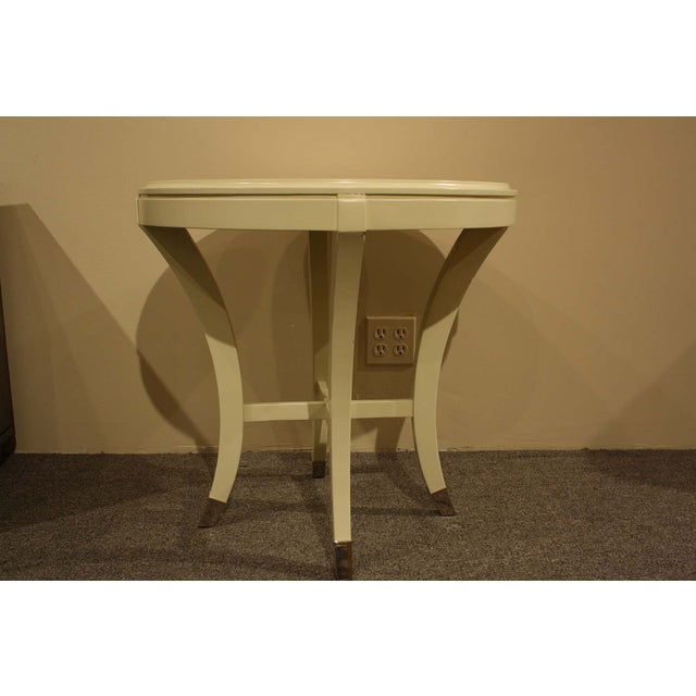 Alden Parkes Couture Pearl Table - Image 3 of 6