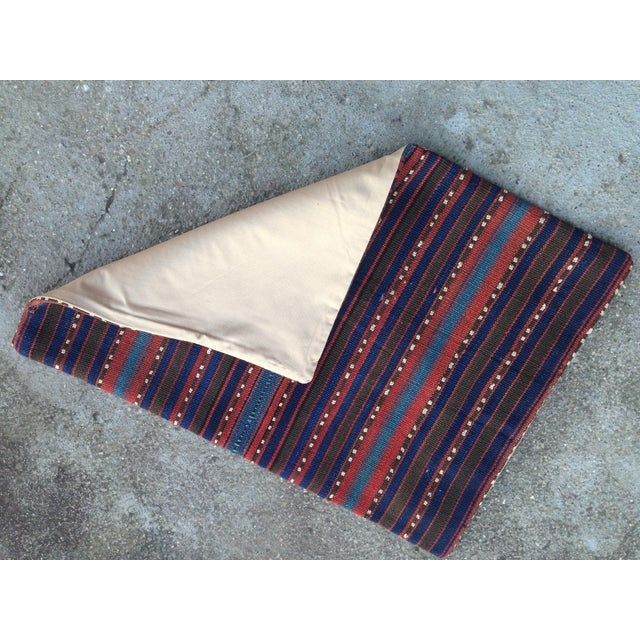 Decorative Anatolian Kilim Pillow - Image 7 of 8