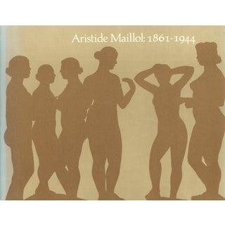 """""""Aristide Maillol: 1861-1944"""" Book"""
