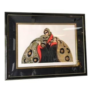 Masquerade II Signed Original Serigraph