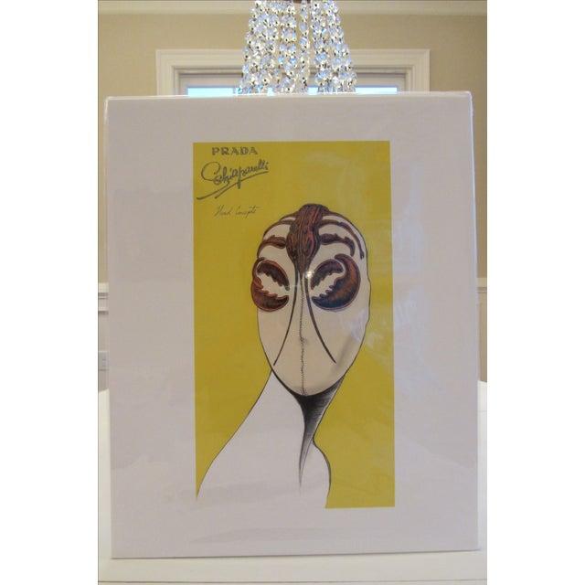 "Prada ""Head Concepts"" Museum Prints - Set of 9 - Image 3 of 11"