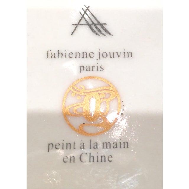 Fabienne Jouvin Paris Chevron Decorative Bowl - Image 6 of 6