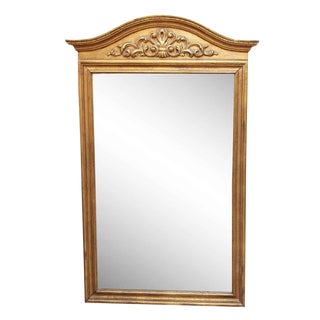 Gilded Decorative Wood Mirror