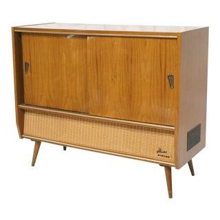 Modern MIA Stereo Cabinet Blaupunkt Radio Receiver, Circa 1960