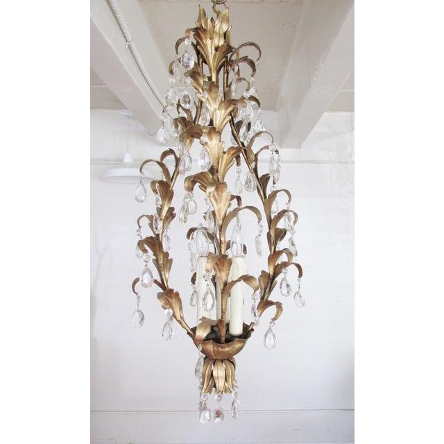 Image of Florentine Crystal Pendant