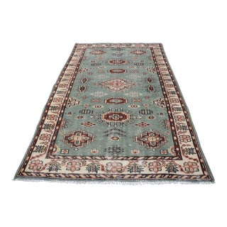 Turkish Handmade Carpet - 5′4″ × 8′11″