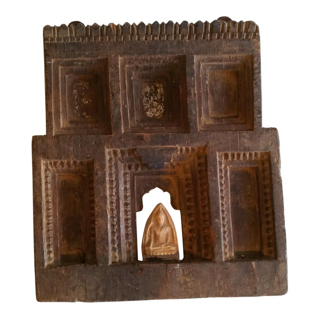 19th Century Rajasthani Shrine - Image 1 of 5