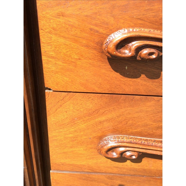 Witco Oceanic Style Brutalist Dresser - Image 10 of 11