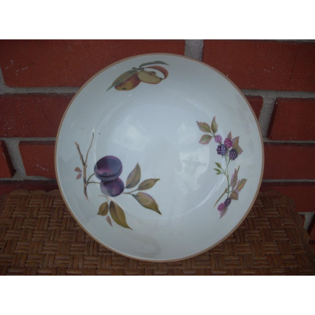 Traditional Royal Worcester Bowl - Image 3 of 4