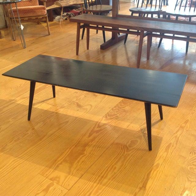 Paul McCobb Mid-Century Wood Coffee Table - Image 2 of 7