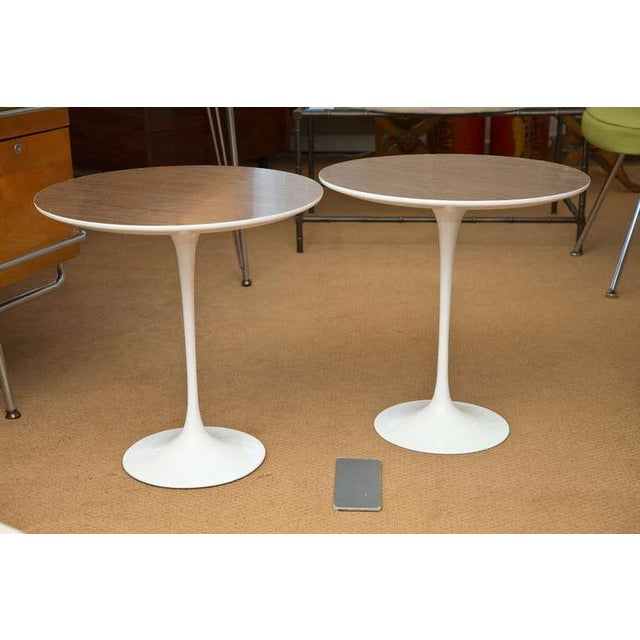Saarinen Tulip End Table - Image 3 of 7