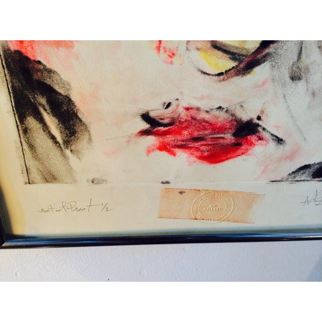 Image of N. Ghorbanian Art Gallery Print