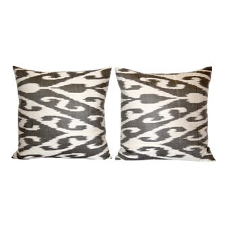 Fabric Ikat Pillow 051