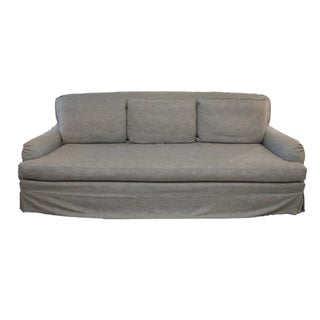 Restoration Hardware Belgian Classic Roll Arm Slip