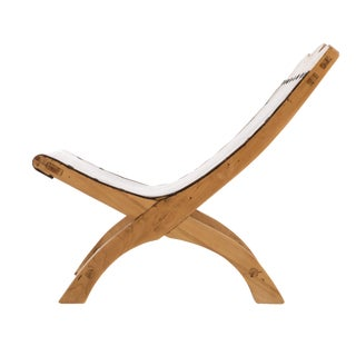 Clara Porset Butaque Lounge Chair