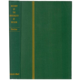 History of University of Oregon by Henry D. Sheldon