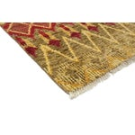 """Image of New Moroccan Hand Knotted Area Rug - 4' x 5'10"""""""