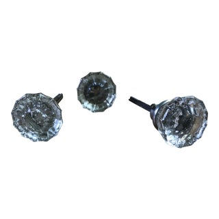 Authentic Glass Door Knobs