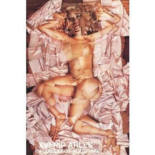 David Hockney 'Nude' Poster