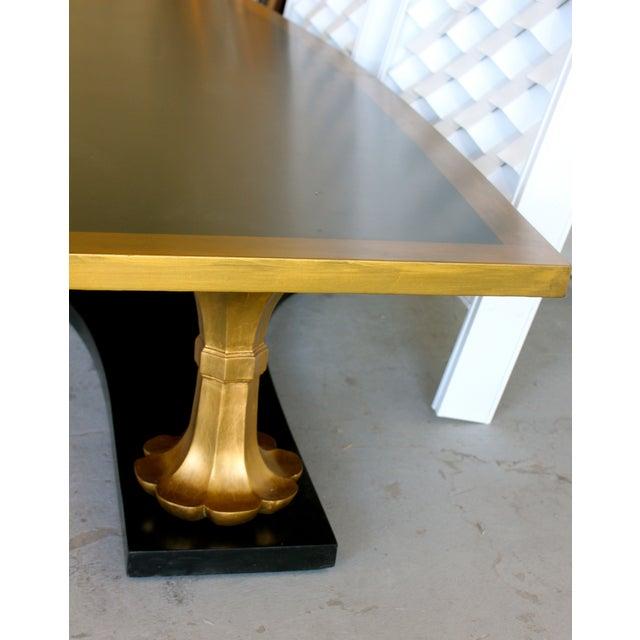 Monteverdi Monumental Hollywood Regency Coffee Table - Image 6 of 6