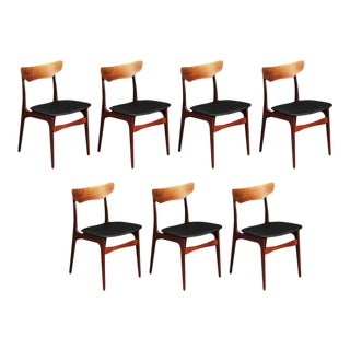 Rosewood Chair by Schønning & Elgaard, 1960s