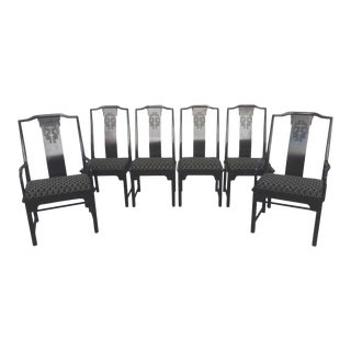 Chin Hua Dining Chairs by Century Furniture - Set of 6