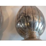 """Image of Vintage 18"""" Tall Stetson Brand Candle Holders - 2"""