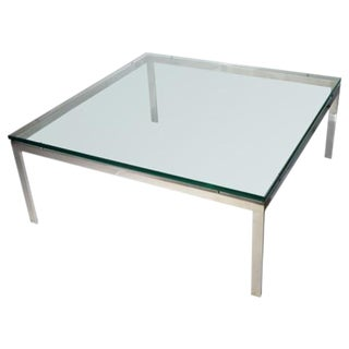 Square Coffee Table by John Vesey