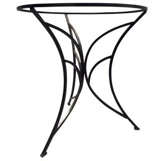 Mid-Century Wrought Iron Table Base