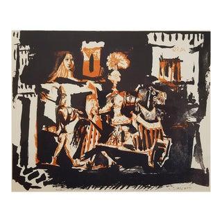 Original Engraving After Pablo Picasso