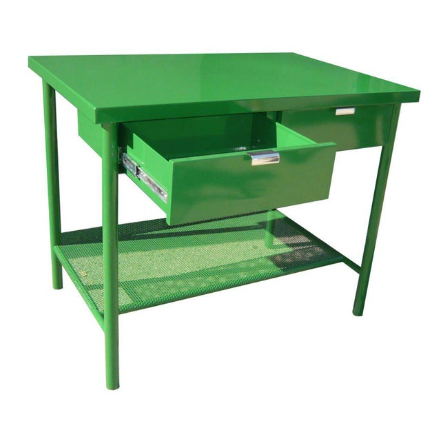 Customizable Docley Work Table - Image 3 of 7