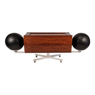 First Generation Clairtone Project G T4 Rosewood Stereo System