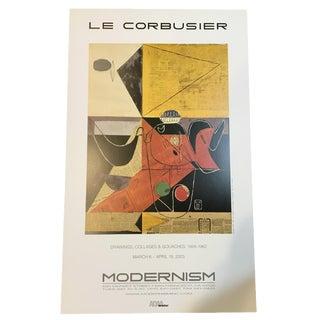 Vintage Le Corbusier Print